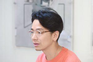 内田聡一郎 横顔