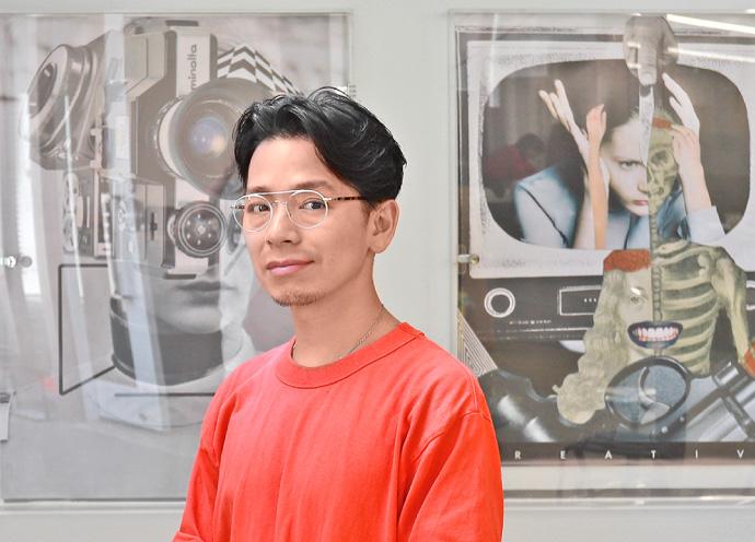 内田聡一郎①愛用品メガネ
