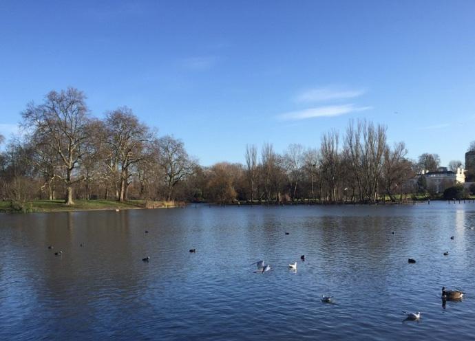 リージェントパーク ロンドン