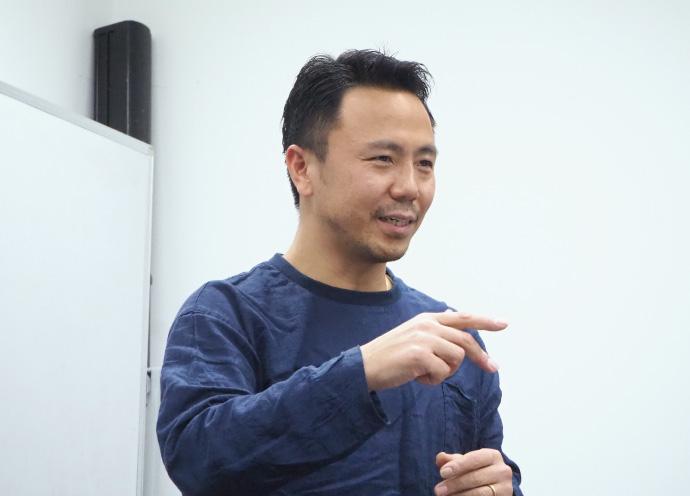 THESALONS清水秀仁社長