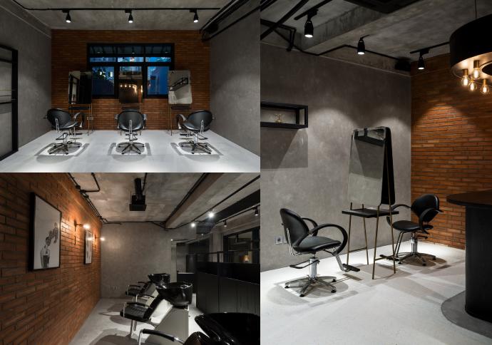 ジャカルタの美容室「HAIR LOUNGE Ryoji Sakate(ヘアラウンジ リョウジ・サカテ)」1号店
