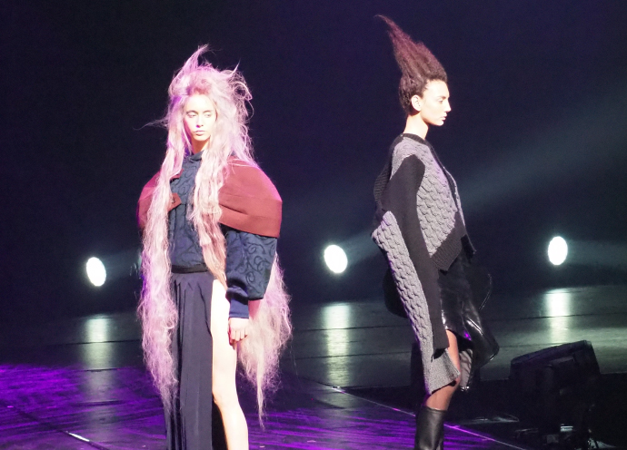 「UNITED DANKS HAIR SHOW 2019」
