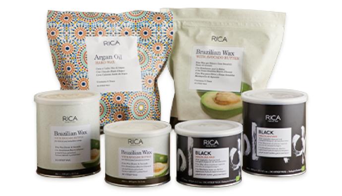 世界80カ国以上で愛される脱毛ワックスのトップブランド『RICA WAX』