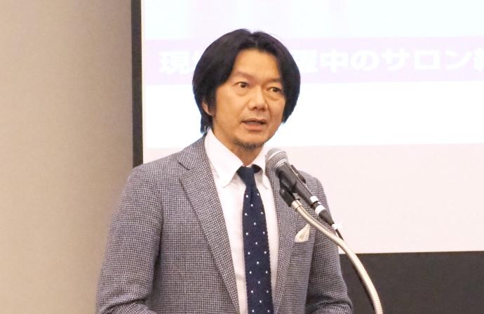 ビューティガレージ野村秀輝CEO
