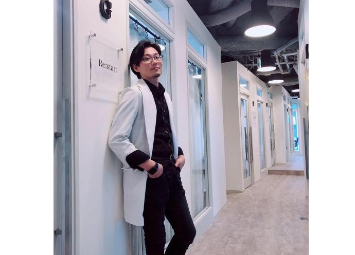 ヘアサロン 「Re:start」代表美容師 宮森 拓臣