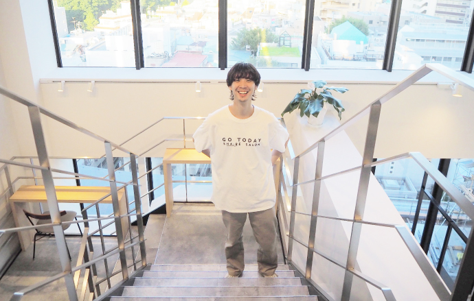 GTSSオオイケモトキさん