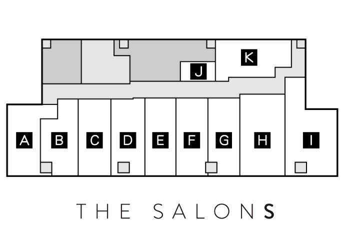 美容室モール「THE SALONS」銀座店