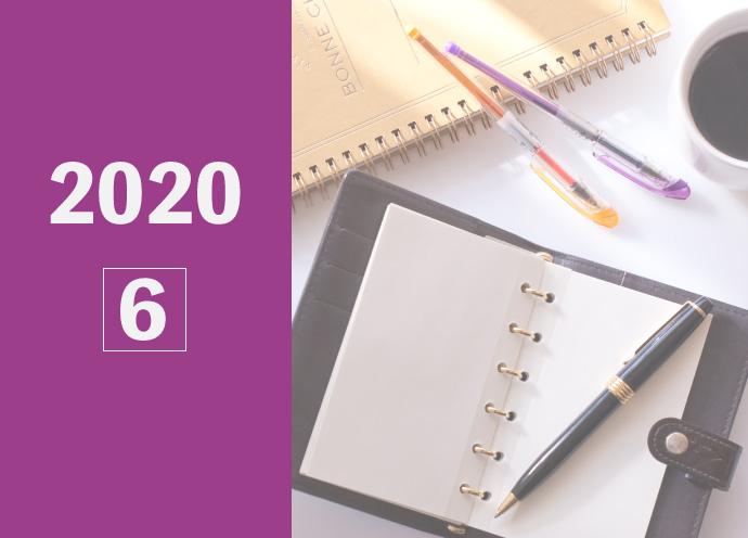 2020年6月の美容師さんのための美容業界イベントカレンダー