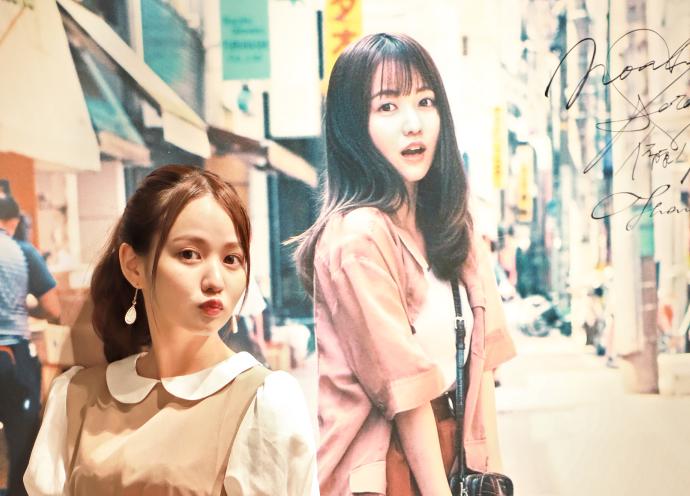 佐藤ノア初の写真展「東京散歩」 23歳のインフルエンサーが見つめる〝私たちの町 東京〟
