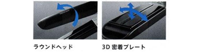 ナノケアプロモデルはラウンドヘッドでふんわりカールがつくれる