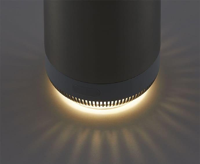カドー 除菌脱臭機 SAP LEDライト