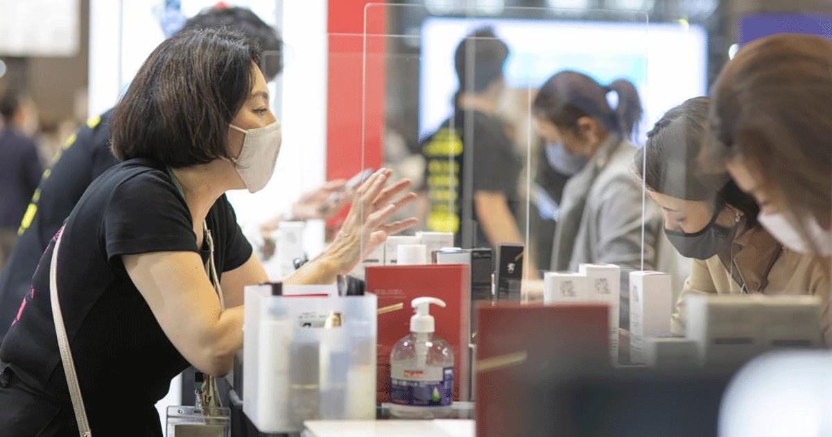 ビューティーワールド ジャパン福岡は初出展4割 新たな出会いサポート
