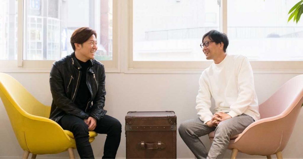 GTSS大庭邦彦×ネイリー朝倉健吾CEOの業務提携記念の対談インタビュー