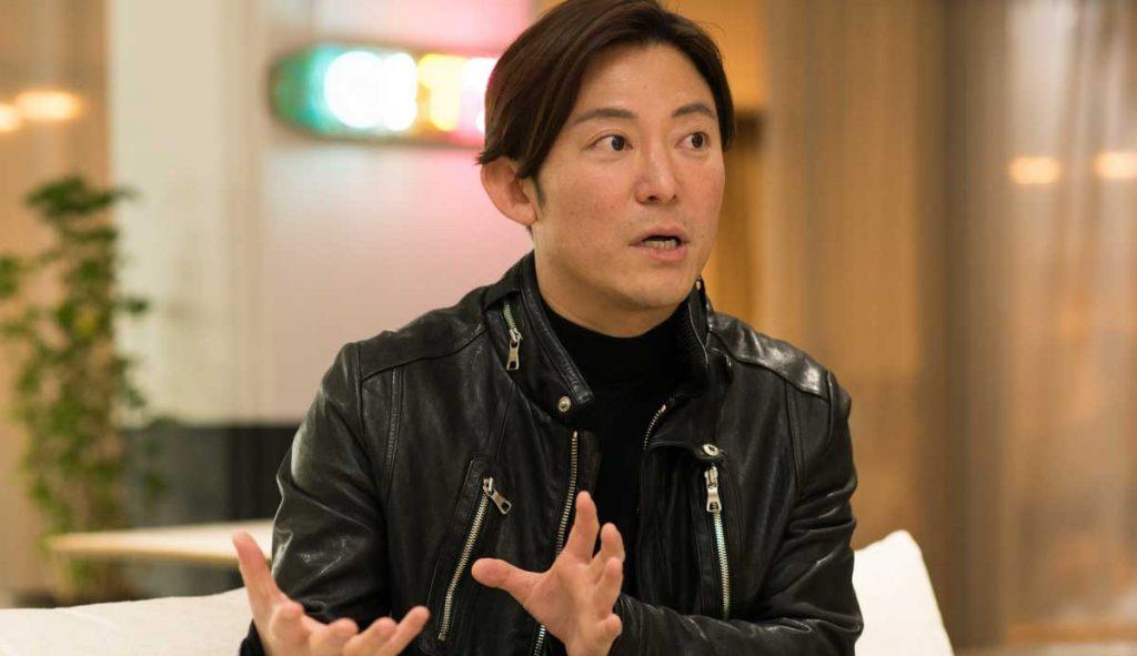 ネイリー朝倉健吾代表取締役CEO