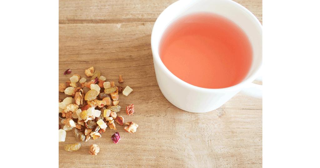 ティートリコ フルーツティー「ティート」と茶葉タイプ