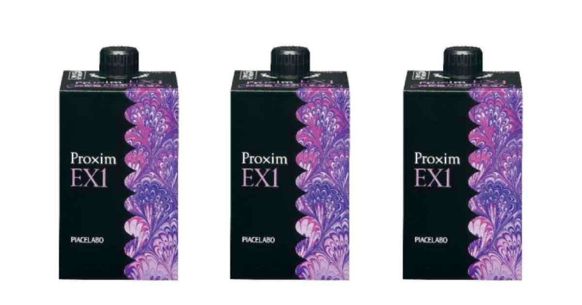 【廃番】ピアセラボのカーリング剤「プロクシムEX-1」